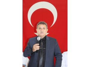 Başkan Çetindoğan Terörü Lanetleyip Birlik Çağrısı Yaptı