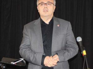 Uşak CHP'den Terör Saldırılarına Kınama