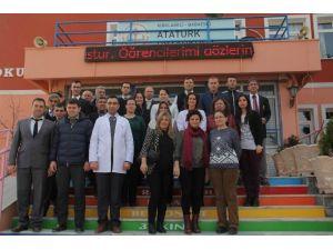 Babaeski Atatürk Ortaokulu'nun Proje Başarısı