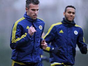 Fenerbahçe'de Bursaspor maçının hazırlıkları sürüyor