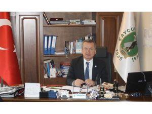 Başkan Kantarcı'dan Başsağlığı Mesajı