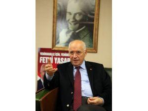 Başkan Yaşar'dan Teröre Lanet