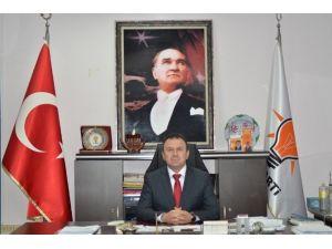 AK Parti İl Başkanlığından Taziye Mesajı