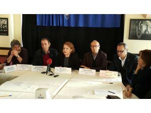 TGC Başkanı Olcayto: Onlara 'gazeteci' demeye utanıyorum