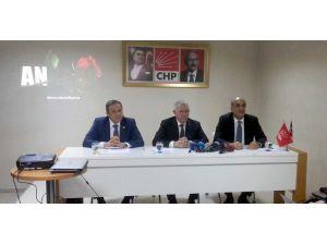 CHP: Bu ülkenin istihbarat örgütleri sorgulanmalıdır