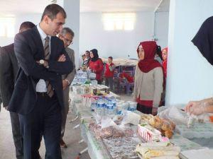 Tut İHH Temsilciliği Yetim Çocuklar İçin Kermes Düzenledi
