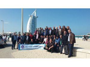 Biga TSO Heyeti Dubai'de İşbirliği Fırsatlarını Araştırdı