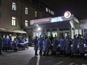 Sağlık Bakanlığı: 22 yaralının tedavisi sürüyor