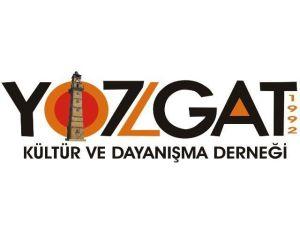 Yozgatlılar Kültür Ve Dayanışma Derneği'nden Teröre Lanet
