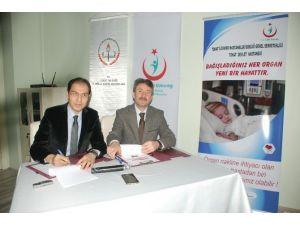 Tokat'ta Organ Bağışına Genç Bakış Projesi