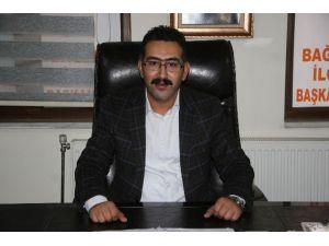 AK Parti Bağlar İlçe Başkanı Gezer'den Terör Saldırılarına Kınama