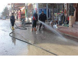 Taşköprü Belediyesi'nden Bahar Temizliği
