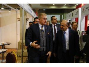 Bilim, Sanayi Ve Teknoloji Bakanı Fikri Işık'tan Eurıe Avrasya'ya Ziyaret