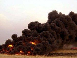 PKK, Kerkük-Yumurtalık petrol boru hattına saldırdı