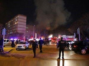 Ankara'daki saldırının olduğu Merasim Sokak'ta dikkat çeken ayrıntı