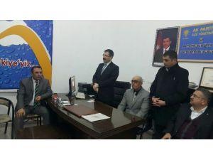 AK Parti'den İlçe Danışma Meclisi Toplantıları