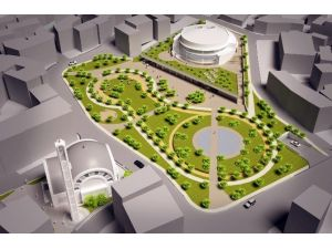 Demirtaş'a Yakışan Meydan