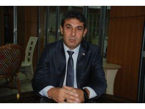 Türkiye Muhtarlar Konfederasyonu Genel Başkan Yardımcısı Abdülkadir Geylani Taş,