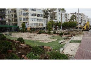 Viranşehir Sahiline Meydan Yapılıyor
