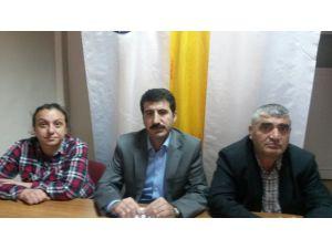 KESK Elazığ Şubesi Ankara saldırısını kınadı