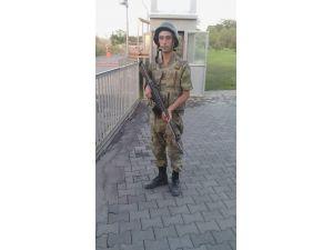 Terhisine 2 ay kala şehit olan askerin Adana'daki evine ateş düştü