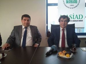 MÜSİAD Malatya Şube Başkanı Mehmet Balin: