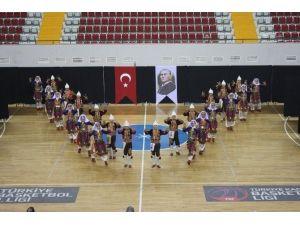 Mersin'de Okul Sporları Halk Oyunları İl Birinciliği Tamamlandı