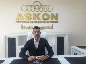 Genç ASKON Malatya Şubesi'nden, Terör Saldırısına Kınama