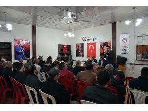 Kilis İcmal Gençlik Derneği Açıldı
