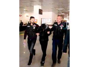 Şanlıurfa'da Gaspçı Şahıs Yakalandı