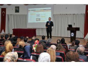 Afyonkarahisar'da Eba Tanıtım Toplantısı