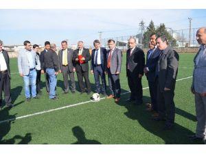 Suriyeliler Arası Futbol Turnuvası Başladı