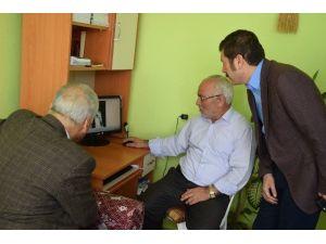 Sur'da Yaralanan Gönüllü Operatör Evine Döndü