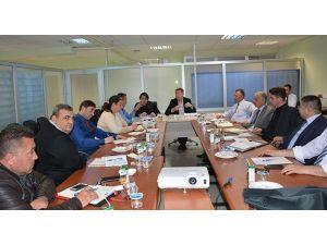 Teski Şube Müdürleri Şubat Ayı Toplantısı