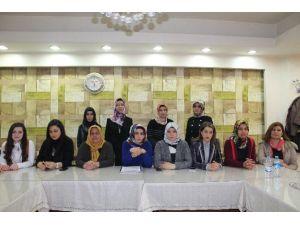 Erzurum Eğitim Bir-sen Kadın Komisyonundan Teröre Tepki