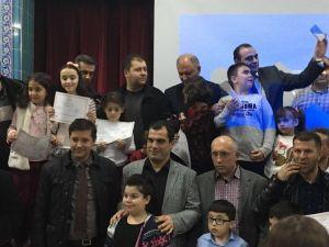 Kütahya'da 'Ben Artık İyi Bir Babayım' Programı Tamamlandı