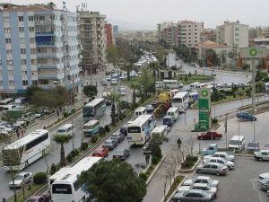 Aydın'da Kavşak Kullanımı Bilinmiyor
