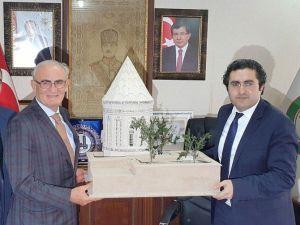 Samsun Büyükşehir Belediye Başkanı Gevaş'ta