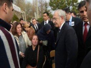 Şehit Yakınından Kılıçdaroğlu'na Tepki: Yüzünüz Var mı