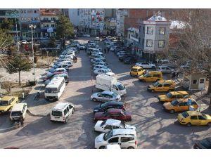 Beyşehir'de Otopark Sorunu Masaya Yatırıldı