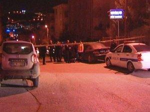 Ankara'da sokak ortasında silahlı çatışma: 2 ölü