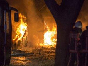 Ankara'daki Bombalı Saldırıyla İlgili Gözaltı Sayısı 17 Oldu