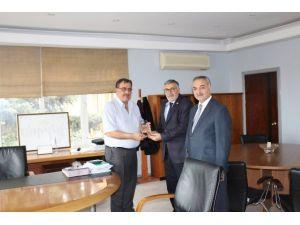 Başkan Bozkurt'tan Bölge Yatırımcılarına Ziyaret