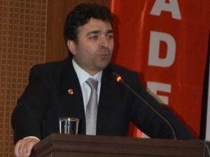 SP İl Başkanı Çalık: Terörist saldırıları nefretle lanetliyoruz