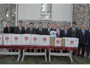 Bolvadin Mehmetçik Ve Polisi Unutmadı