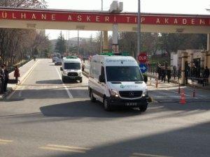Türkiye, Ankara Şehitlerine Ağlıyor