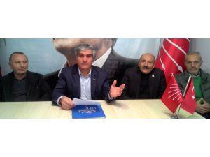 CHP Erzurum İl Teşkilatı terörü kınadı