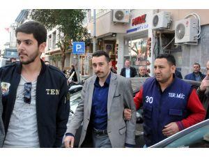 Dün gözaltına alınan 6 kişi adliyeye sevk edildi
