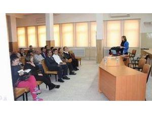 Tarsim Bilgilendirme Toplantısı Lüleburgaz'da Yapıldı