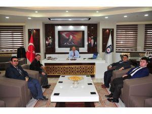 Karaman Belediyesi Engellilere İş İmkanı Sunuyor